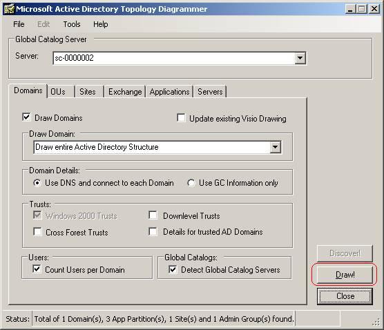 Documente Seu Dom U00ednio No Visio Com O Active Directory